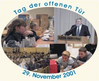 Tag der offenen Tür 2001