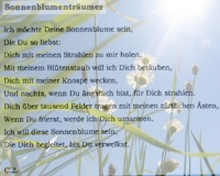 Sonnenblumenträumer