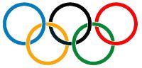 Olympische Ringe!