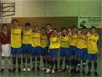Flatow-Cup Fußball, Dezember 2008
