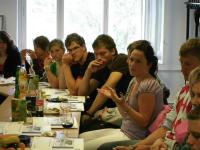 Besuch des Bundesministeriums des Inneren: Thema Doping