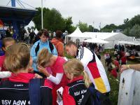 Trainingslager Kanu und Europameisterschaft