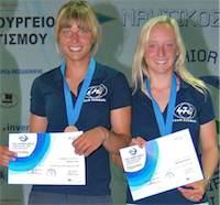Junioren-WM 470er, Thessaloniki