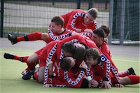 KSC A-Junioren 2008-2009