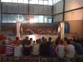Culture Clash - interaktives Theaterprojekt der Klasse 7 und 8
