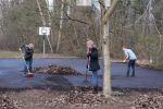 Projekt: Schulhof wiederbeleben