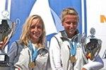 Segelerfolge Sommer 2011 (Annika Bochmann, Anika Lorenz)