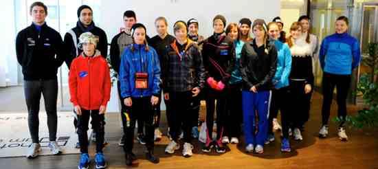 Fackellauf-Tagebuch - Jugendwinterspiele 2012