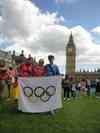 Flatow-Schüler bei Olympia