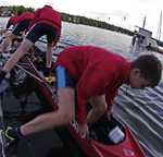 Jugend trainiert für Olympia, Rudern, 2012