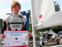 Tim ist Berliner Nachwuchssportler