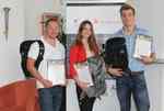 Auszeichnung Eliteschüler des Jahres 2012