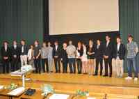 Abiturienten 2013