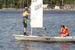 Wenn Radsportler segeln gehen