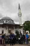Sehitlik-Moschee in Berlin Tempelhof