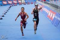 Erfolgreicher Start bei der Altersklassen EM Triathlon in Kitzbühe für Yannik