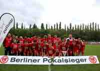 U17-Sieg im Pokalfinale
