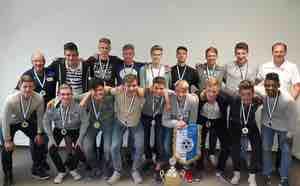 U17 Pokalsieger
