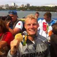 Marcus Groß, Rio 2016, GOLD