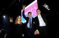 Nachwuchssportler 2017: Moritz Wolff, Nico Naujock